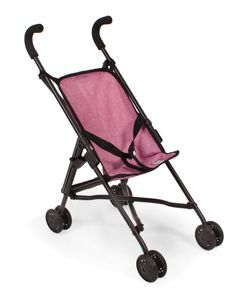 """Bayer Chic 2000 Mini-Buggy """"ROMA"""" - Farbe: Jeans pink; 601 70"""