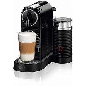 DeLonghi EN 267.BAE Nespressoautomat Citiz & Milk schwarz, Farbe:Schwarz