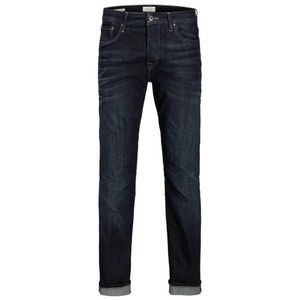 Jack & Jones Herren Clark Original 318 Regular Fit Jeans, Blau 36W x 32L