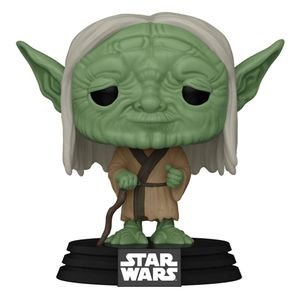 Funko Star Wars Concept POP! Star Wars Vinyl Figur Yoda 9 cm FK50112