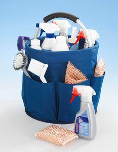 Reinigungs-Caddy Aufbewahrungs-Box Tasche Haushalt