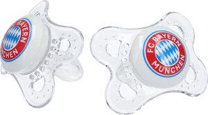 FC Bayern München Schnuller 2er Set 0-6 Monate