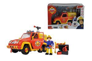 Simba Sam Feuerwehrauto Venus mit Figur; 109257656