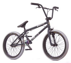 KHE COPE AM 20 Zoll BMX Rad 10,8kg! schwarz