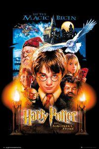 Harry Potter und der Stein der Weisen Poster 91,5 x 61 cm