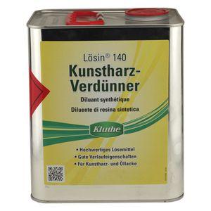 Kluthe Kunstharz- & Öllackverdünner Lösin 140 3 Liter