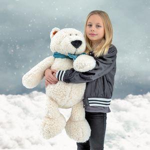 Nici Eisbär, Plüschtier Höhe ca. 70cm