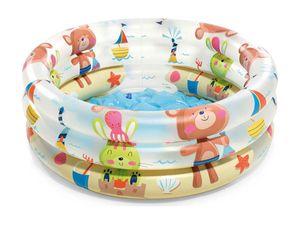 Beach Buddies Baby Pool Kinderplanschbecken Planschbecken ca. 61 x 22 cm