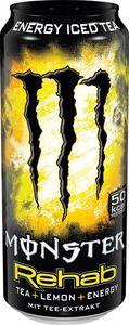 """Monster Energy """"Rehab"""" 0,5L"""