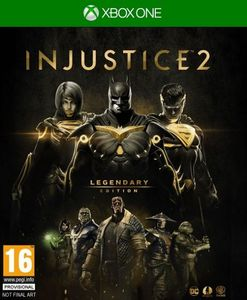 Injustice 2 Legendary Edition [FR IMPORT]