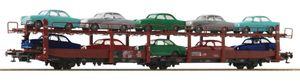 Roco 76458 - Wagen - 1 Stück(e) - Junge/Mädchen