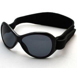 Banz - UV-Sonnenbrille für Kinder - Retro - Schwarz