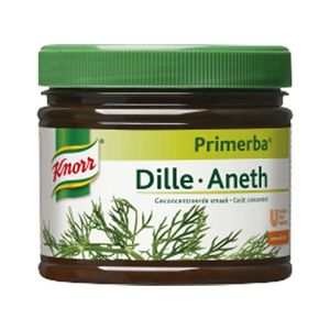 Knorr Primerba Gewürzpaste Dill 340g (Kräuterpaste)