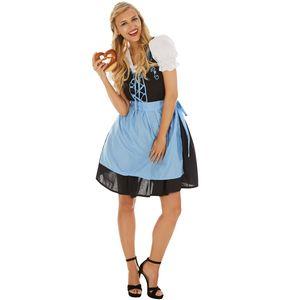 dressforfun Frauenkostüm Dirndl Oktoberfest Madl - XXL