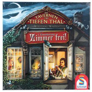 Schmidt Spiele Die Tavernen im Tiefen Thal 1. Erweiterung Zimmer frei! 49391