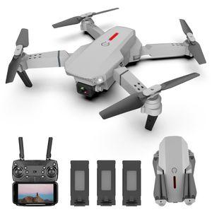 GoolRC RC-Drohne mit Kamera 4K-Kamera WiFi-FPV-Drohne Drohne mit Kamera 3 Batterie