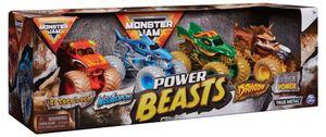 Spin Master muster-Truckset Monster Jam Jungen 1:64 4 Stück