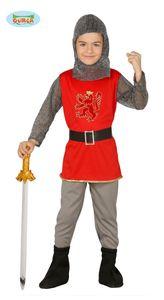 Ritter Kostüm für Kinder, Größe:122/128