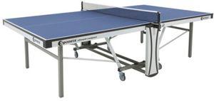 Sponeta S 6-13 i Indoor-Tischtennisplatte, 22mm, blau, mit Netz; 226.7420/L