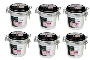 Bettina Barty Rice Milk & Cherry Body Butter 6 x 400 ml, 6-er Pack