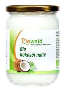 Piowald Kokosöl nativ - 500 ml