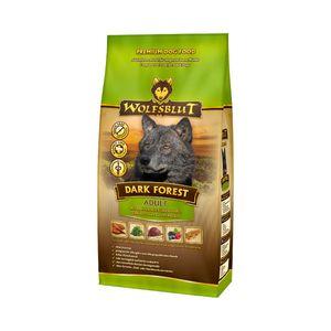 Wolfsblut - Dark Forest Wild+Süßkartoffel, 15kg