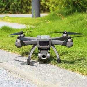 MJX B20 EIS GPS RC Drohne mit Kamera 4K Buerstenloser Motor 5G Wifi FPV Optische Durchflusspositionierung Quadcopter Elektronische Bildstabilisierung Punkt des Interesses Wegpunkt Flug 600 m Kontrollentfernung 22 Minuten Flugzeit