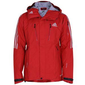 adidas Herren GORE-TEX® Promo Outdoor Jacke Gr.52 rot