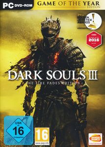 Dark Souls 3 - The Fire Fades Edition (Game of the Year Edition) - CD-ROM DVDBox