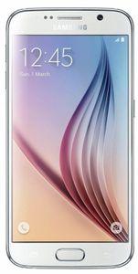 Samsung SM-G920F Galaxy S6 32GB White Pearl - Gut