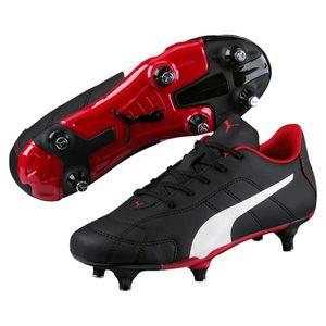Puma fußballschuhe Classico SGJunior schwarz/weiß/rot Größe 28