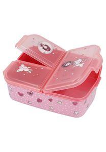 Gorjuss Kinder Premium Brotdose Lunchbox Frühstücks-Box Vesper-Dose mit 3 Fächern