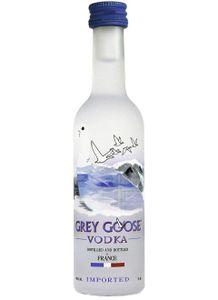 Grey Goose Vodka Miniatur 0,05 L