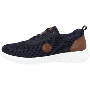 Rieker Herren Sneaker Blau, Schuhgröße:EUR 44