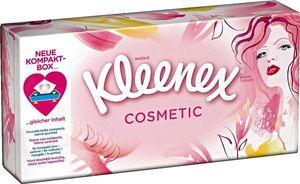 Kimberly Clark Kleenex Cosmetic Kosmetiktücher sanft und saugfähig
