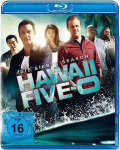 Hawaii Five-0  Season 7 (BR) Min: DDWS 6DVDs, Multibox