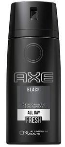 Axe Deo Bodyspray Black ohne Aluminiumsalze 150ml