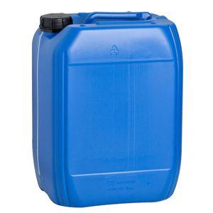 Kanister Wasserkanister 20 Liter DIN 61 Verschuss HDPE lebensmittelecht leer