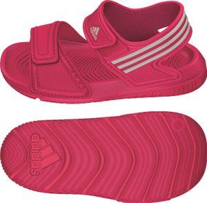 adidas Kinder Wassersandale Akwah 9 K Badesandale Wasserschuhe, Größe:31 - UK 12k - 18.5 cm, Farbe:Pinktöne