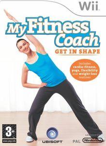 Nintendo Wii - My Fitness Coach (Wii)