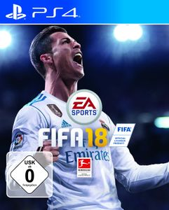 FIFA 18 - Konsole PS4