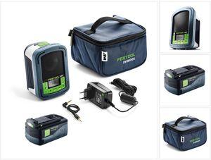 Festool Sysrock BR 10 DAB+ Baustellenradio SYSROCK + 1 x 5,2 Ah Akku - ohne Ladegerät