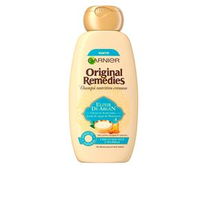 Shampoo Haarwäsche Pflege Elixir De Argán Original Remedies Fructis (300 ml)