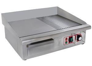 Beeketal Gastro Grill Bratplatte Grillplatte , Modell:BGP-IV