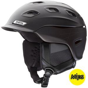 Smith Vantage M Mips unisex Skihelm Damen und Herren Snowboardhelm, Farbe:matte black, Größe:Gr. XL