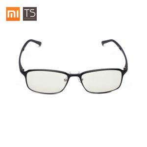 Xiaomi Mijia TS Anti-Blue Brille Anti Blue Ray UV400 Ermuedungsfest Augenschutz Leichte Komfortable Brillen Brillen Fuer Maenner Frauen