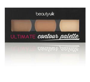 Beauty UK - Ultimate Contour Bronzer Highlight Palette