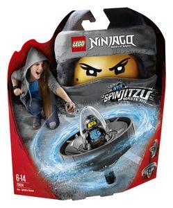 LEGO® NINJAGO® Spinjitzu-Meisterin Nya; 70634