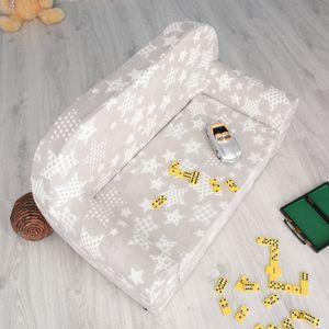 Kindersofa Kindersessel Minisofa Klappsofa Kindercouch Baumwolle Modell 3