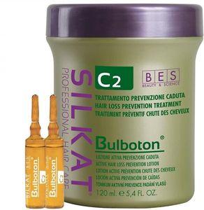 BES Beauty & Science Silkat Bulboton Lozione C2 10x12 ml